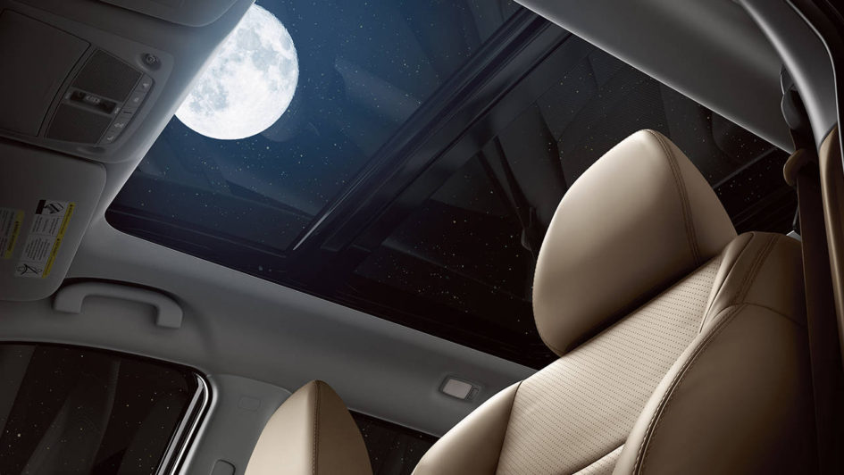 3 Benefits Of Having A Sunroof On Your New Nissan Rogue