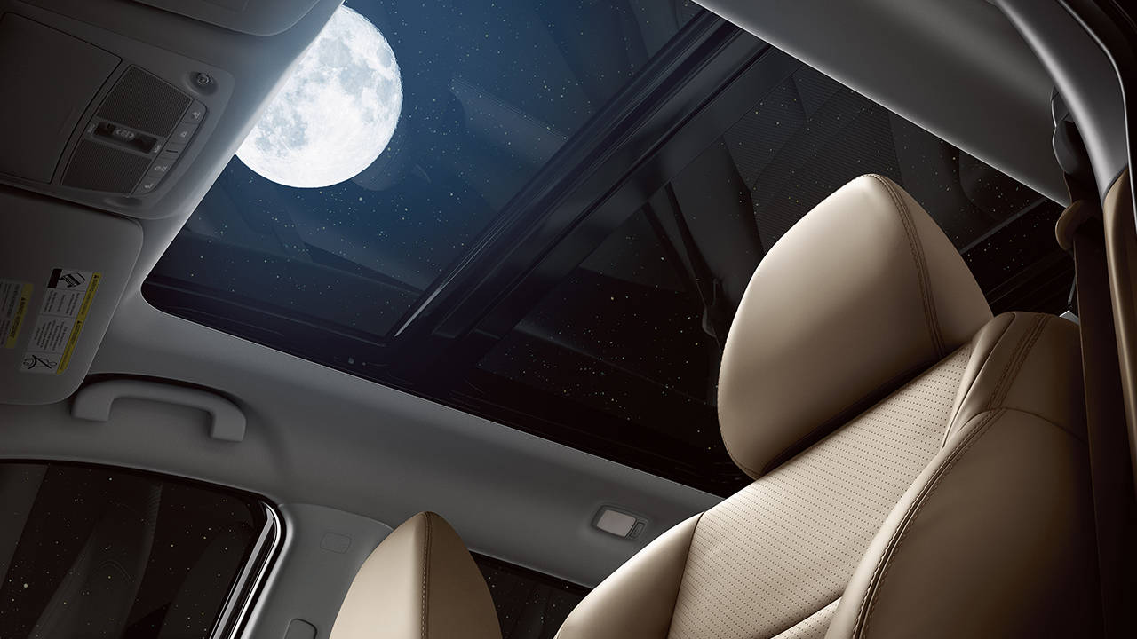 Nissan Altima: Moonroof