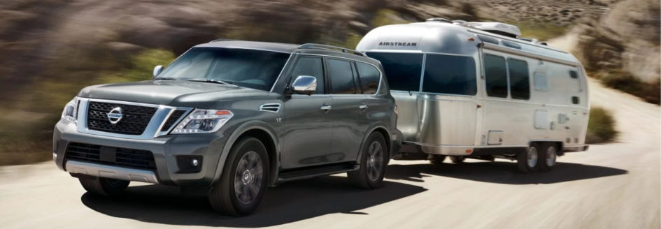 2019 Nissan Armada madison wi