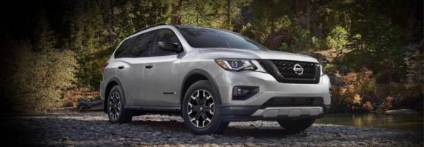 2019 Nissan Pathfinder Madison WI